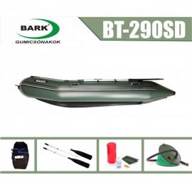 BARK BT-290SD gumicsónak keel és merev padlós