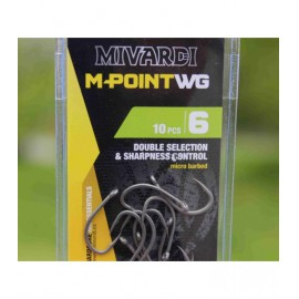 MIVARDI M-POINT WG BARBLESS (Szakáll nélküli)