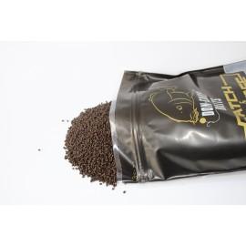Eper ízesítésű Halibut pellet  1kg