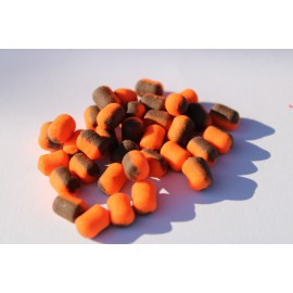 Csoki-Narancs Fluo Method Wafters Dumbell 8x10mm 30g