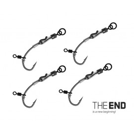 THE END Ronnie Rig szerelék / 4db